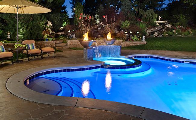Pool Remodel To Get A Nice Functional Swimming Pool Pool Tile Waterline Pool Tiles Ceramic