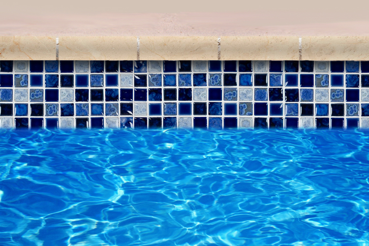 Find Your Favorite Waterline Tiles Of Swimming Pool