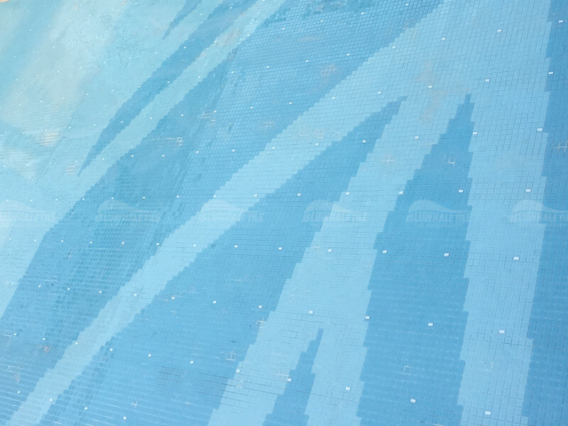 pool mosaic wholesale tiles
