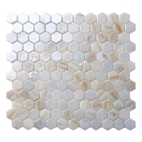 Hex BGZ039-Hexagon Mosaic, Hexagon Tile Bathroom, Hexagon Wall Tiles