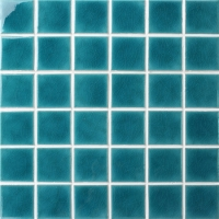 Frozen Green Crackle BCK712-Pool tile, Pool mosaic, Ceramic mosaic, Ceramic mosaic wholesale
