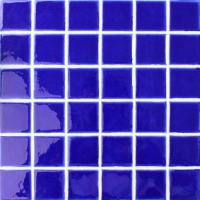 Frozen Blue Crackle BCK664-Pool tiles, Pool mosaic, Ceramic mosaic tile, Ceramic tile for Pool