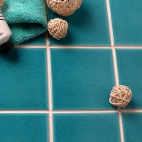 Frozen Light Green Crackle BCQ703-Mosaic tile, pool mosaic, tile for swimming pools