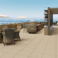 20mm Pool Deck ZME6901-2-porcelain pool deck, 20mm porcelain tiles, matt porcelain tiles