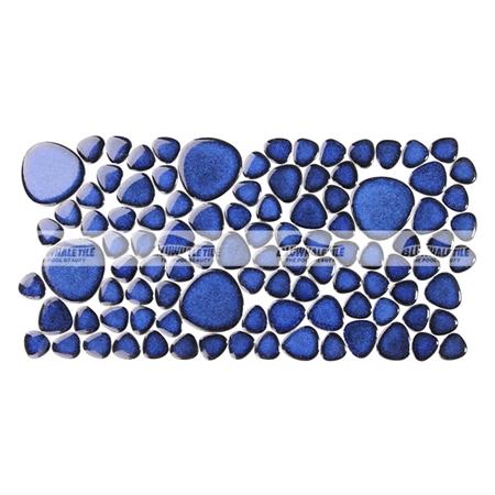 Border Pebble Bczg606a Mosaic Tile Ceramic Mosaic Border