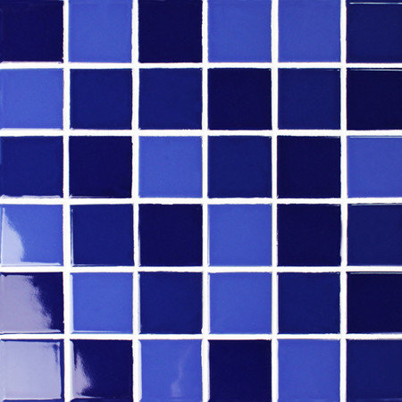 Azul escuro cl ssico bck008 azulejo de mosaico mosaico cer mico azulejo de piscina azulejos - Azulejos piscinas ...