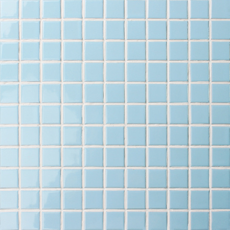 Clic Light Blue Bci605 Mosaic Tile Ceramic Pool