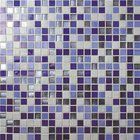 Jade Dark Blue Bgc001 Mosaic Tile Glass Mosaic Pool
