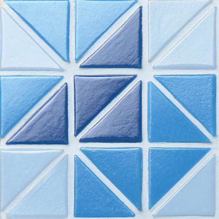 Santorini Wheel Trg Sa Wh1 Pool Tile Triangle Tile
