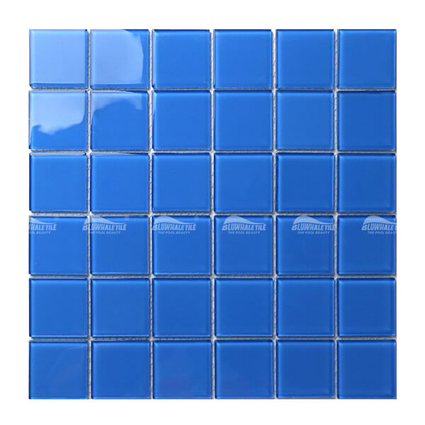 Crystal Glass BGK602F2,blue water pool mosaics, glass tile for pools, glass mosaic pool tiles