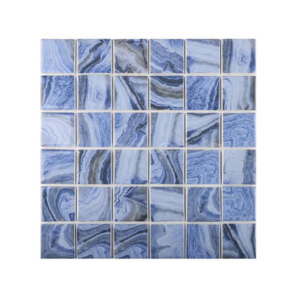 Recycled Glass GKOM9901,waterline tile, 2x2 recycled glass tile, pool tile design ideas