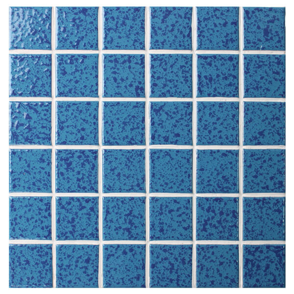blue color anti slip surface pool mosaic tile for step.jpg