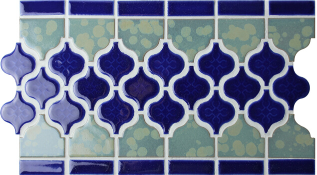 blue green arabesque design swimming pool border tiles.jpg