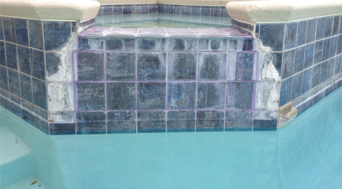 Tile Problem About Concrete Swimming Pool, how to fix pool ...