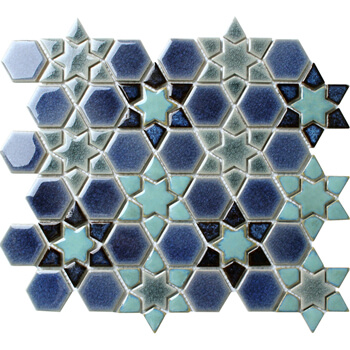 Snowflake pattern ice-crackle ceramic pool tiles.jpg