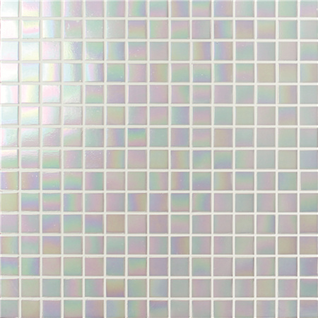 25x25mm iridescent cheap white pool tiles BGE901.jpg