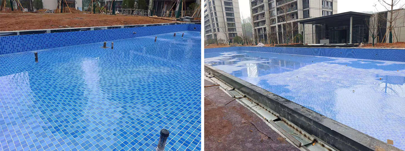 swimming pool design project