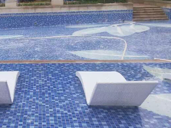 Wholesale Pool Tile Used In Hotel Project