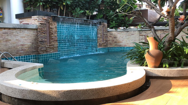 Pool Mosaic Wholesale Tiles For Pool Project BCQ608