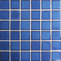 Blossom Blue BCK640-Mosaic tiles, Ceramic mosaic, Pool mosaic wholesale