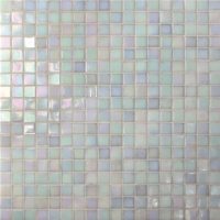 Premium Glowing BGC016-Pool tile, Pool mosaic, Glass moaic, 15mm Glass mosaic tile