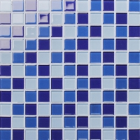 Crystal Glass BRI004-Glass mosaic tile, Crystal glass mosaic tile, Mosaic crystal glass tile