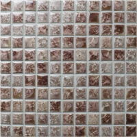 Fambe Blossom BCI911-Ceramic moasic, Ceramic mosaic tile, Decorative ceramic pool tile