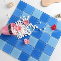 Crystal Glass BGK002F2-glass pool tiles, swimming pool glass tile, blue glass pool tile