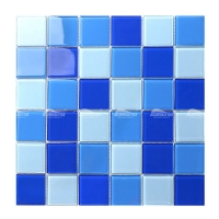 Crystal Glass BGK003F2-glass tiles for pools, tiles for swimming pool, tile pool