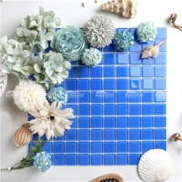 Crystal Glass BGI601F2-swimming pool glass tiles, aqua glass pool tile, crystal glass mosaic tiles cost