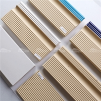 Tile Accessories Brown&White BCZB204-Swimming pool tile accessories, Pool grip tile, Standard swimming pool tile