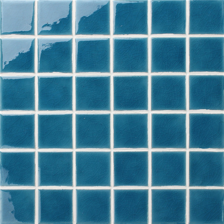 Frozen Blue BCK644,Pool tiles, Ceramic mosaic, Cracked mosaic tiles for swimming pool