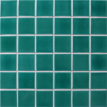 Frozen Green Crackle BCK702,Pool tiles, Pool mosaics, Ceramic mosaic, Buy ceramic mosaic tiles