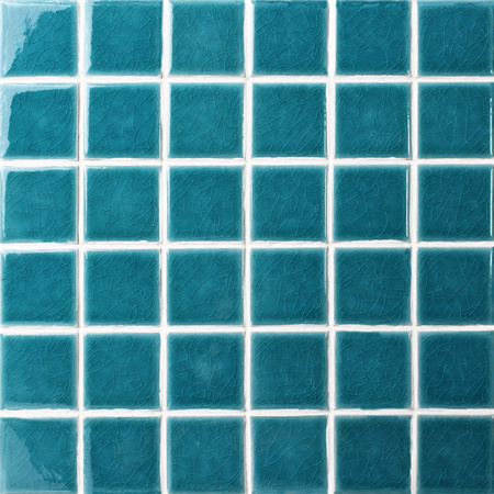 Frozen Green Crackle BCK714,Pool tile, Pool mosaic, Ceramic mosaic, Ceramic mosaic tile cheap