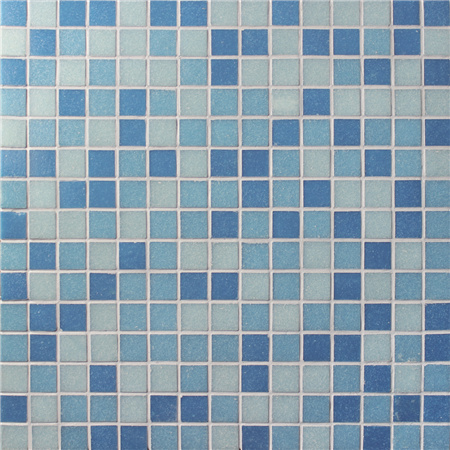 Chromatic Blue Mix BGE013,Pool tiles, Glass mosaic, Glass mosaic tile sheets