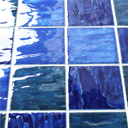 Wave Blue Mixed BCP002,Mosaic tile, Mosaic tile cheap, Ceramic mosaic, Pool tiles supplies