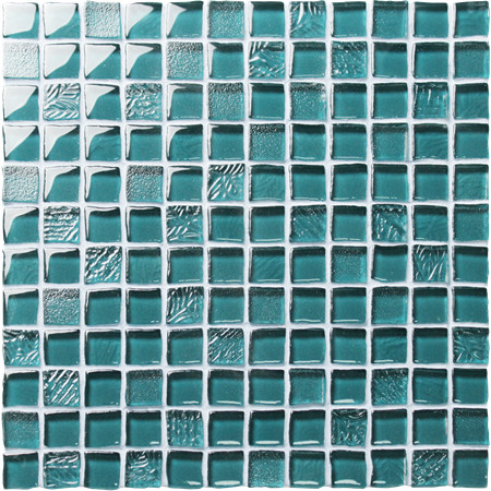 Crystal Glass BRH002,Glass mosaic tile, Crystal glass mosaic, Crystal glass mosaic tile shapes