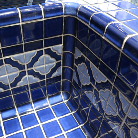 Pool Corner Tile Bczb630 Pool Tiles Swimming Pool Tiles