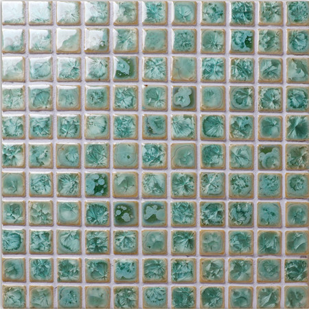 Fambe Blossom BCI917,Ceramic mosaic, Ceramic mosaic tile, Ceramic tile for swimming pool