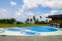 A Hotel Resort Swimming Pool Project at The Seaside of Philippines-swimming pool tiles, ceramic pool tile, swimming pool tile suppliers