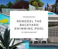 Swimming Pool Project: Remodel the Backyard Space-modern pool tile, mosaic tiles, swimming pool mosaic