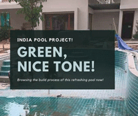 Swimming Pool Project: 6 Steps To Your Dream Swimming Pool Renovation-swimming pool mosaic tiles, tile on pool steps, swimming pool tile suppliers