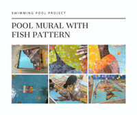 Swimming Pool Project: 8 Beneficial Tips For Trendy Pool Design-pool tile trends 2020, pool tile ideas 2020, swimming pool mosaic art